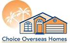 Logo For Choice Overseas Homes, selling property in orlando Florida.